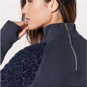 lululemon athletica Sweaters - NWT Lululemon Floral Flock Pullover